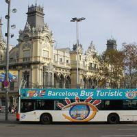 バルセロナ バス ツーリスティック