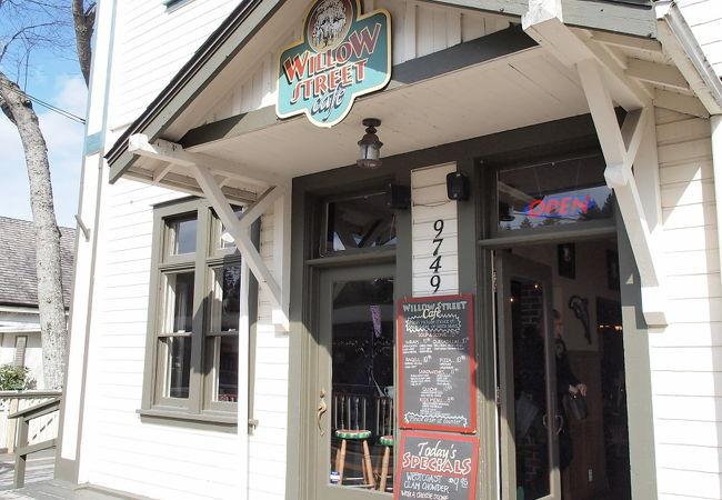 ウィローストリートカフェ