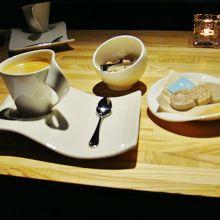 ここでしか味わえない丸山コーヒーの『天空ブレンド』です。