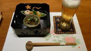 地場料理と酒肴 季節会席 金澤 斉や