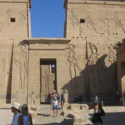 古代エジプトでのオシリスの島