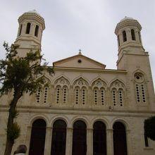 Agia Napa Church