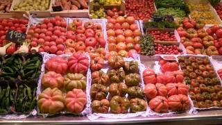 サンタ カタリーナ市場