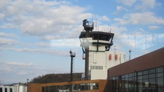 秋田空港~こじんまりしており、落ち着いた空港です