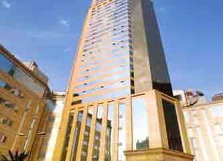 クラウン プラザ 南京 ホテル & スイーツ 写真