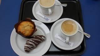 ピカソ美術館 カフェ