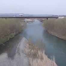 猿別川のローカルな風情も素敵でした
