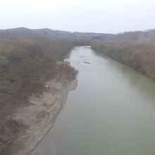 原野の風景が美しい浦幌川