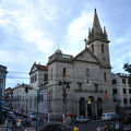 写真:サン セバスティアン教会