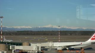 ミラノ マルペンサ国際空港 (MXP)