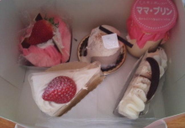 四季のお菓子ロア 本店