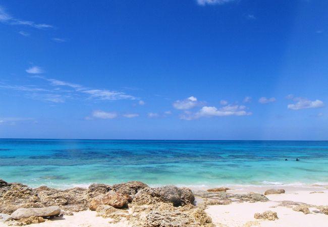 長間浜海岸