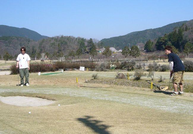 阿木川湖パターゴルフ場