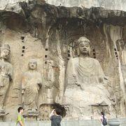絶対に感動できる世界遺産「龍門石窟」