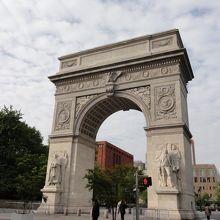 ワシントンスクエア パーク