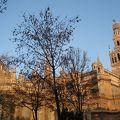 セビリア大聖堂 (カテドラル) とヒラルダの塔