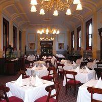 ホテルに併設されているレストラン