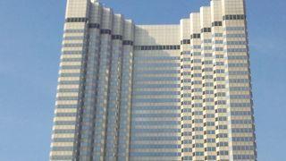 赤坂のプリンスホテル