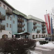 アルプホテル インスブルック