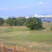 河川敷パターゴルフ場もあったよ