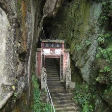 観音廟入口門