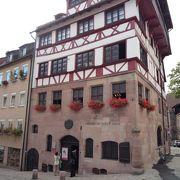 ドイツルネサンスのデューラーの住まい
