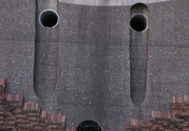 市の倉砂防ダム