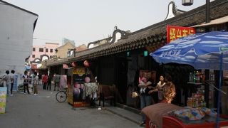 上海市内の水郷地帯