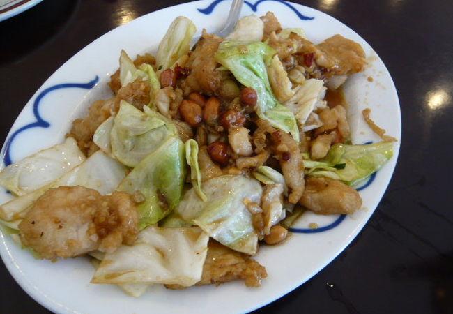 安心できる中華料理