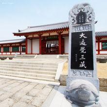 玄奘三蔵院 2012年