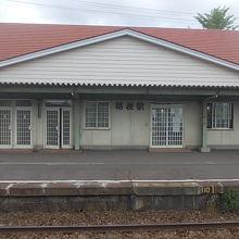 JR桔梗駅