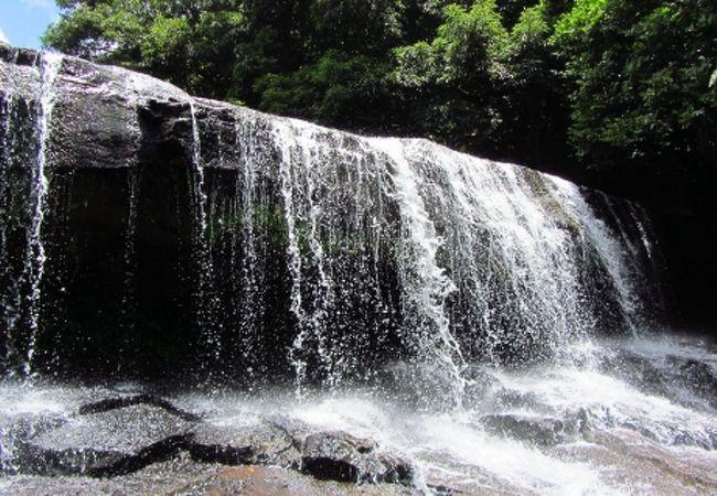 サンガラの滝