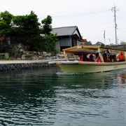 山口県 城下町「萩」 萩八景遊覧船