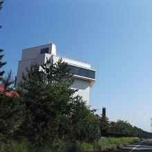 最近は、色々な話題の東京電力のPR施設です。