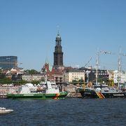 ハンブルク開港祭。