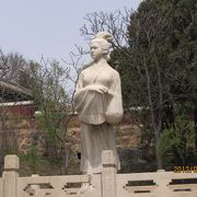 中国女性の鑑 孟さんの逸話のテーマパーク