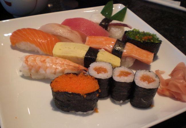 日本食レストラン FUJI