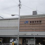 あびこ観音の最寄駅