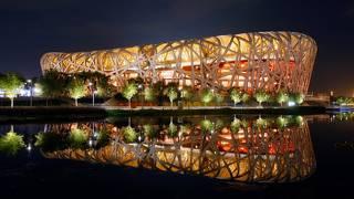 北京国家体育場 (鳥の巣)