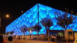北京国家水泳センター (水立方)
