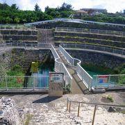 宮古島の地下ダム