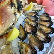 マルセイユに行ったら海鮮プレートを食べなくちゃ