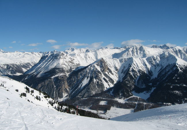 Haideralm Ski Resort