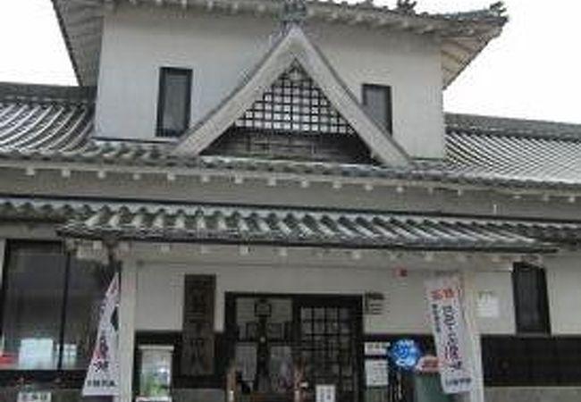 阿蘇下田城ふれあい温泉駅