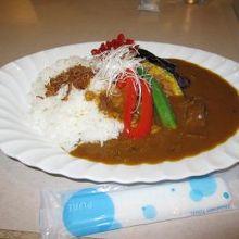 夏野菜カレーです