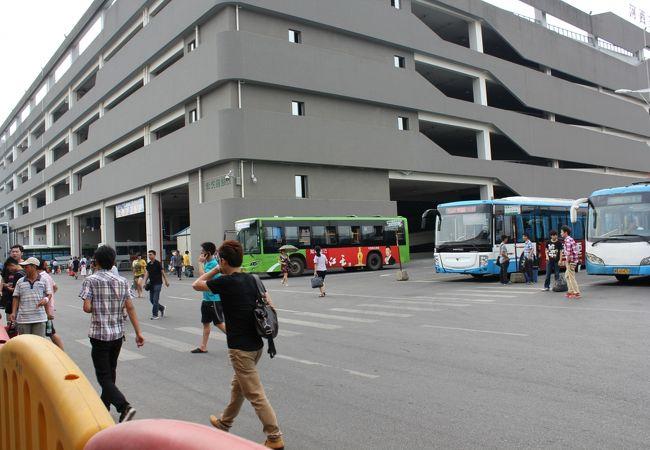 長沙汽車西站