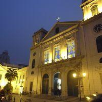マカオ聖母降誕大聖堂 (カテドラル)/大堂広場