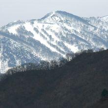 八海山系の山々