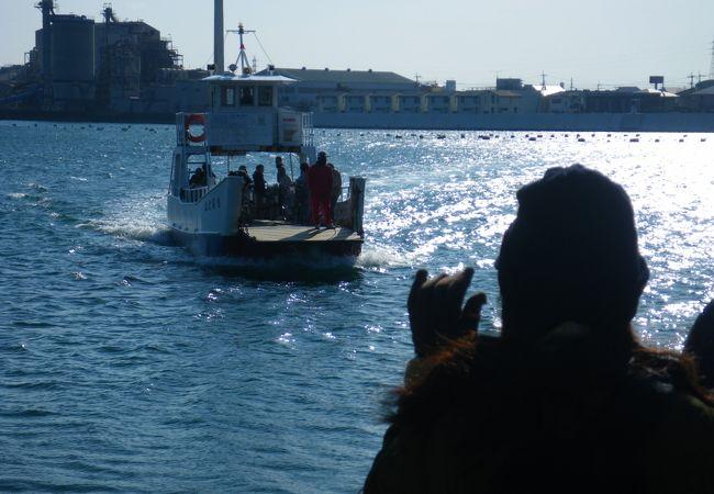 鳴門市営渡船