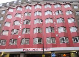 ザ プレジデント ホテル 写真